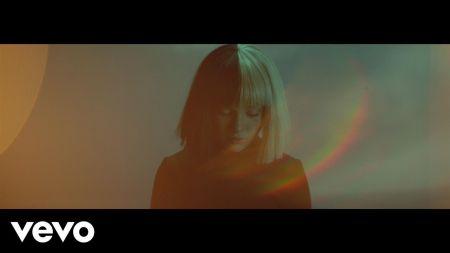Child dancer Maddie Ziegler and Sia reunite in new semi-animated video for 'Rainbow'