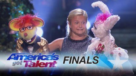 'America's Got Talent' finals recap: Will Darci Lynne Farmer or Angelica Hale win the season 12 title?