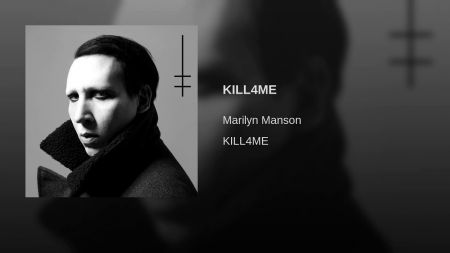 Hear Marilyn Manson's new song 'Kill4Me' from upcoming LP