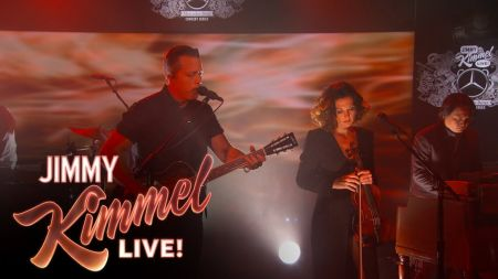 Watch: Jason Isbell & The 400 Unit Perform on 'Jimmy Kimmel Live'