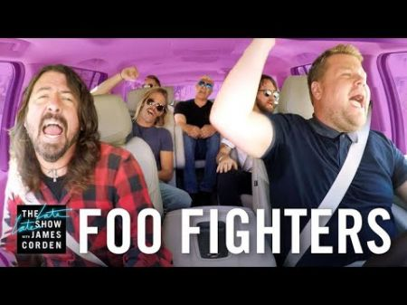 Watch: Foo Fighters sing the hits and go to Guitar Center on 'Carpool Karaoke'