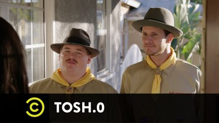 Daniel Tosh to host the seventh annual 'Tosh Saves the World Charity Show' at the Arlington Theatre in Santa Barbara