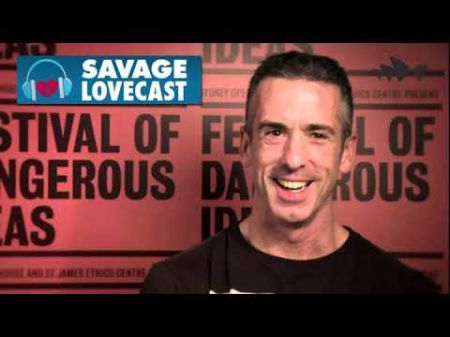 Advice columnist Dan Savage to take 'Savage Love Live' out on the road this fall
