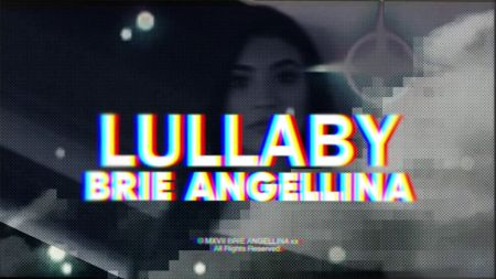 Watch: Brie Angellina premiere's lyric video for her girl-power single 'Lullaby'