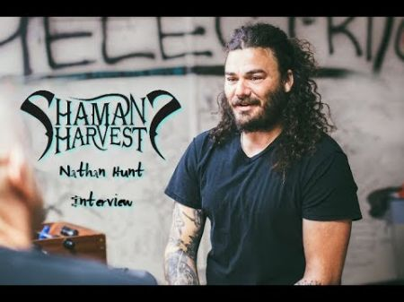 Interview: Shaman's Harvest vocalist digs into 'Red Hands Black Deeds'