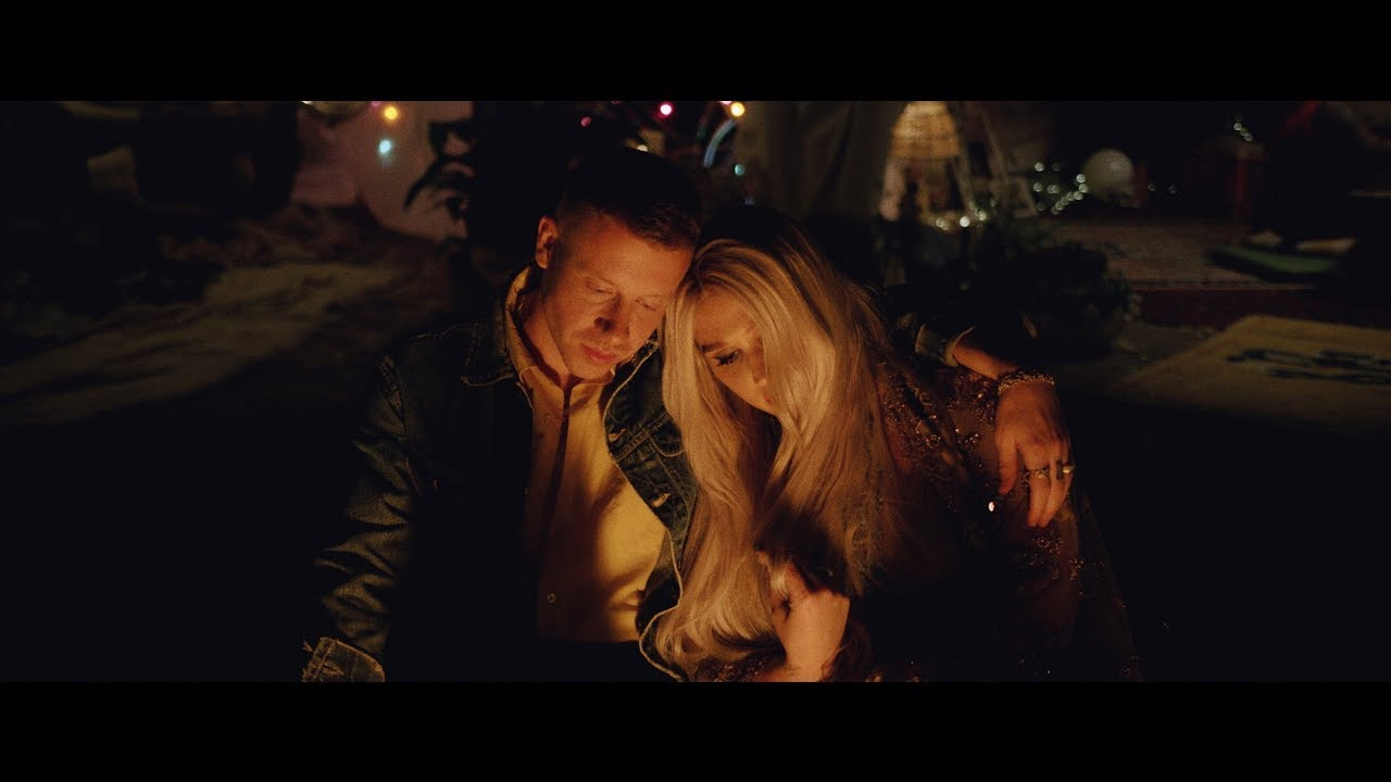 Macklemore And Kesha Relive The Good Old Days In