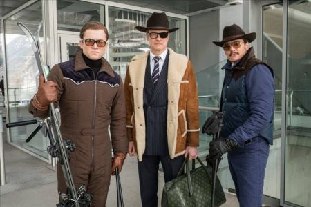 Movie review: The new 'Kingsman' sequel a royal disappointment