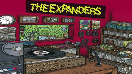 The Expanders deliver traditional reggae sounds on 'Old Time Something...'