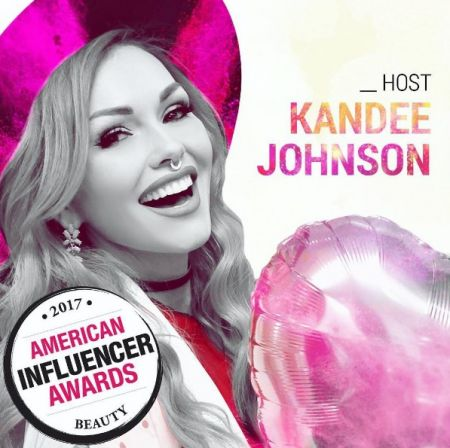 The American Influencer Awards for Beauty is co-hosted by Kandee Johnson on Nov. 18 at Los Angeles' The Novo.