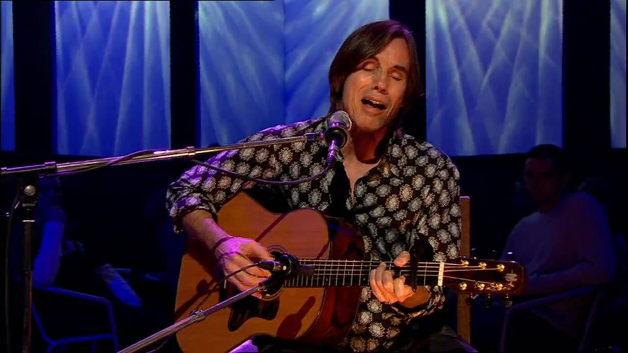 Jackson Browne announces 2018 acoustic tour dates