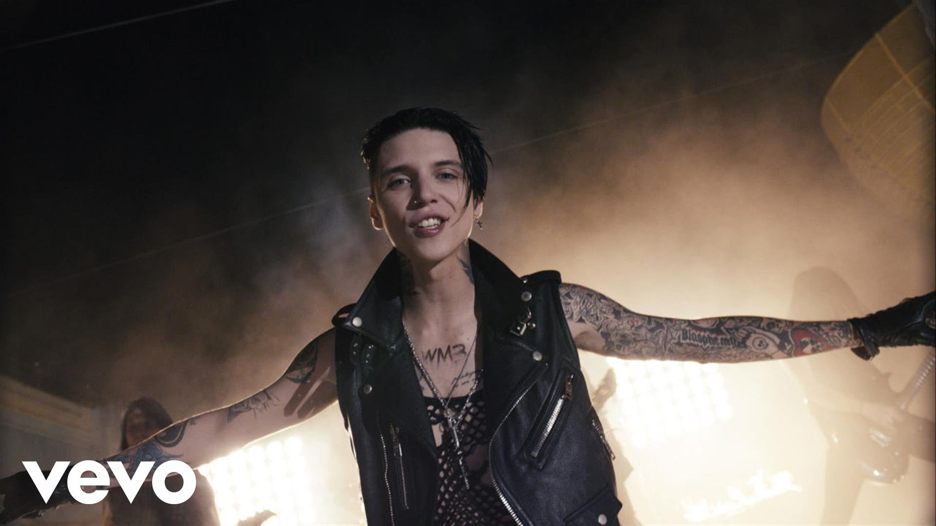 Black Veil Brides, Asking Alexandria to embark on 'The Resurrection Tour'