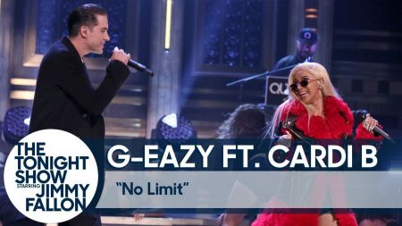 Watch: G-Eazy and Cardi B link up to perform 'No Limit' on 'Tonight Show'