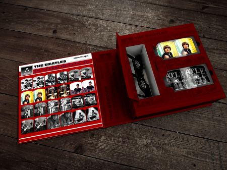 New 3-D Beatles book begins crowd funding campaign