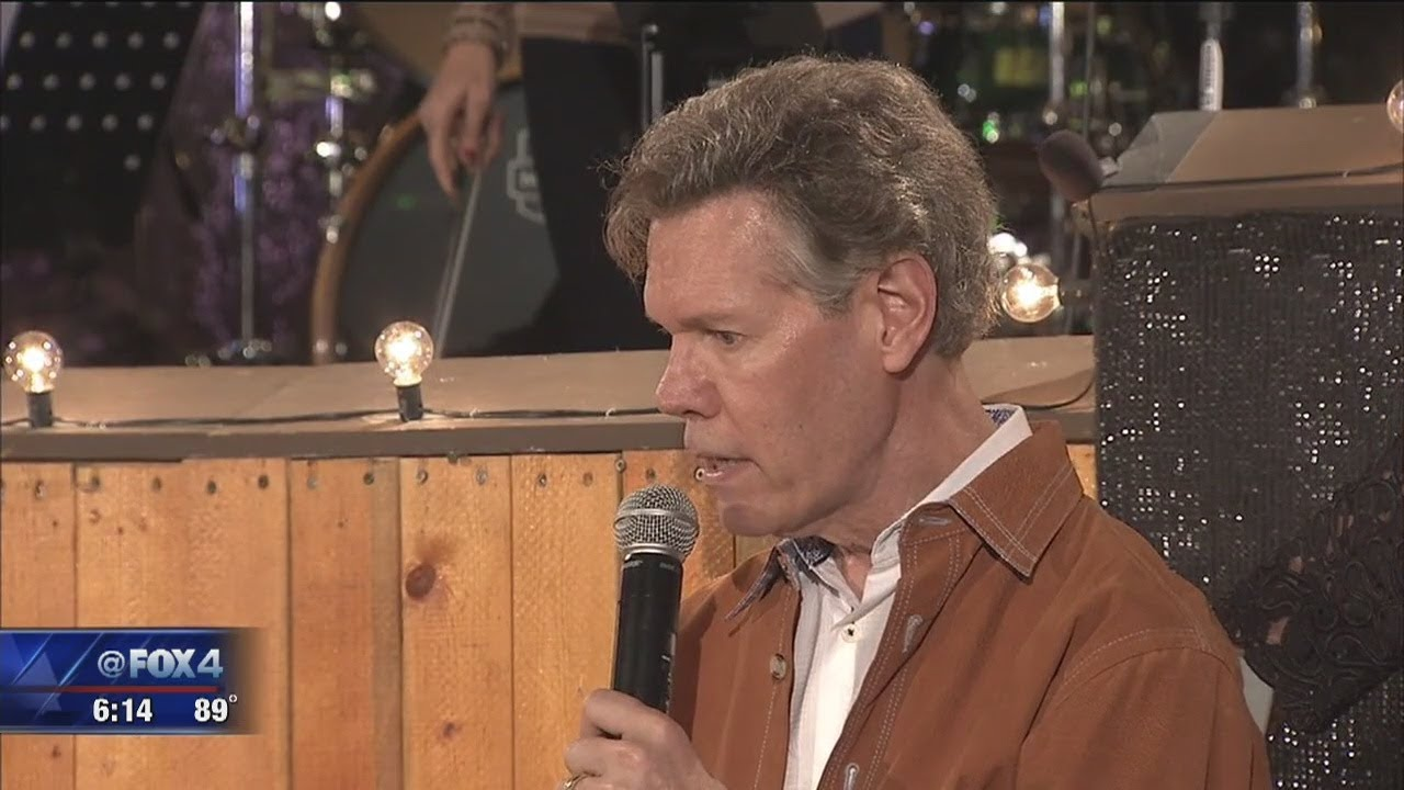 Watch Randy Travis Sing Forever And Ever Amen Nearly Four Years