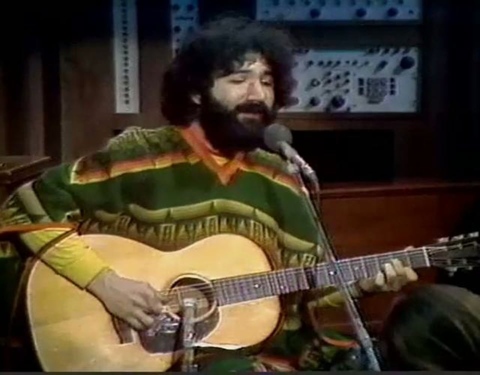 Watch the Grateful Dead's legendary 1969 performance on Hugh Hefner's 'Playboy After Dark'
