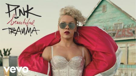 Listen: P!nk basks in 'Beautiful Trauma' on song written with Jack Antonoff