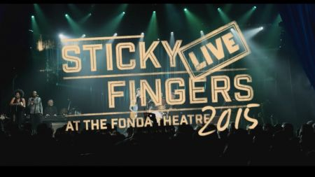 Rolling Stones go back in time to pay tribute to 'Sticky Fingers' album