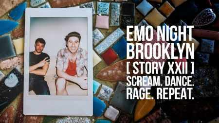 Emo Night Brooklyn will rock New Jersey's Starland Ballroom in November
