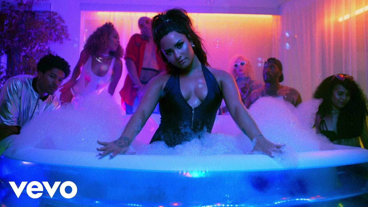Demi Lovato's new album 'Tell Me You Love Me' has already blown up