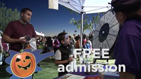 Halloween events for kids in Phoenix and Prescott 2017