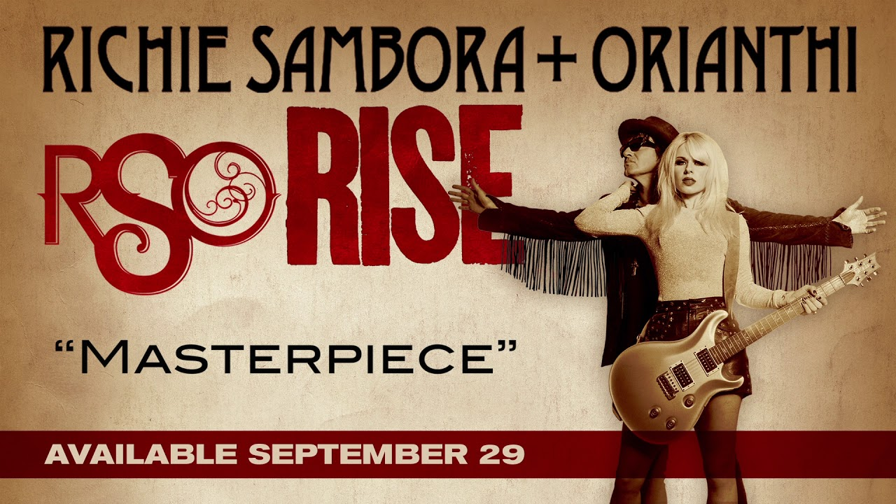 Richie Sambora and Orianthi to discuss new music project RSO at the Grammy Museum