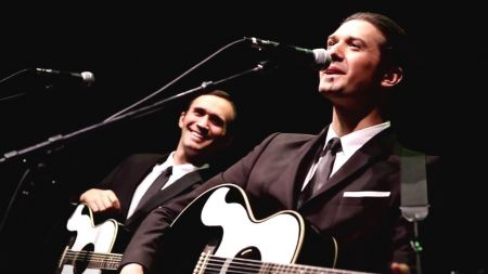 Interview: Dylan and Zach Zmed create authentic Everly Brothers Experience