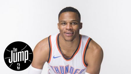Russell Westbrook commits to Oklahoma City