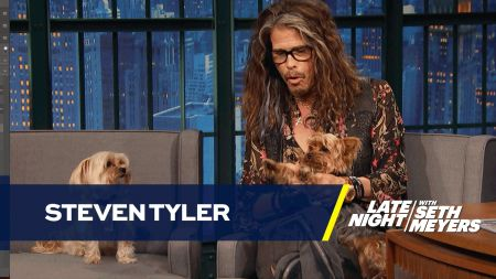 5 things you didn't know about Steven Tyler