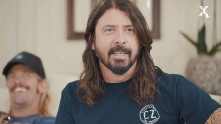 Dave Grohl's Christopher Walken impression is the best thing you'll see today