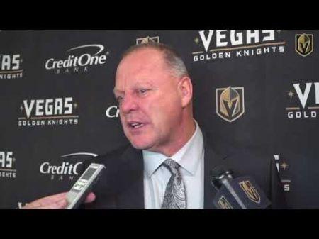 Vegas Golden Knights Coach Profile: Gerard Gallant