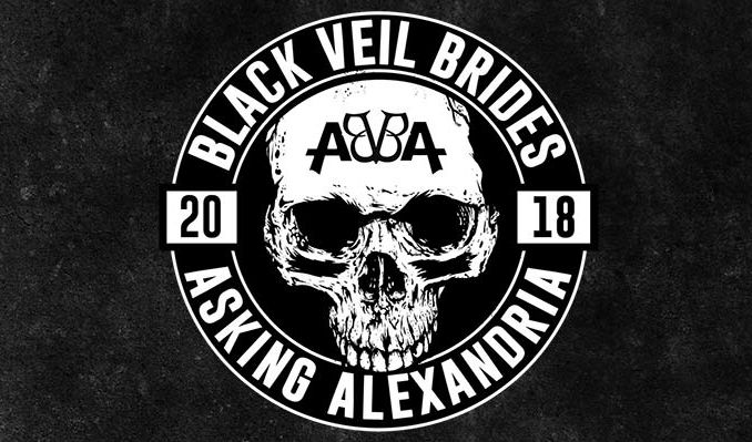 Black Veil Brides & Asking Alexandria tickets at The Warfield in San Francisco