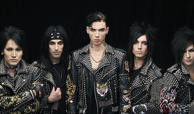 Black Veil Brides & Asking Alexandria tickets at Rams Head Live! in Baltimore