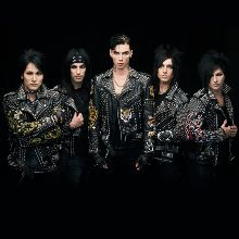 Black Veil Brides tickets at Rams Head Live!, Baltimore