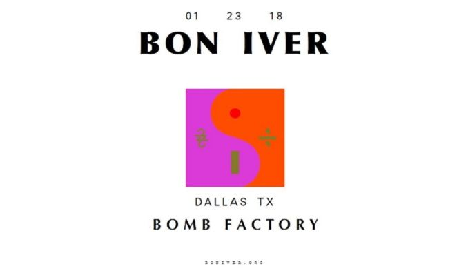 Bon Iver tickets at The Bomb Factory in Dallas