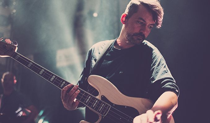 Bonobo tickets at Alexandra Palace, London