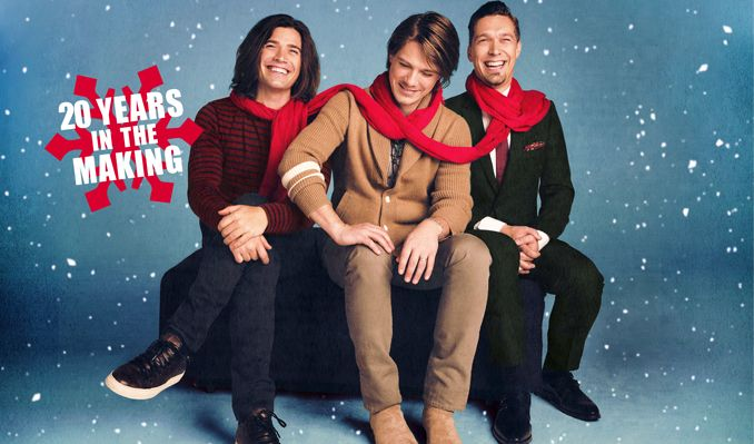 Hanson: Finally It's Christmas tickets in New York at PlayStation ...