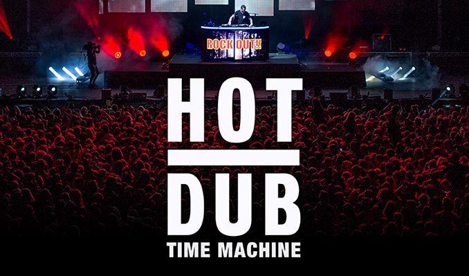 Hot Dub Time Machine tickets at Rickshaw Stop in San Francisco