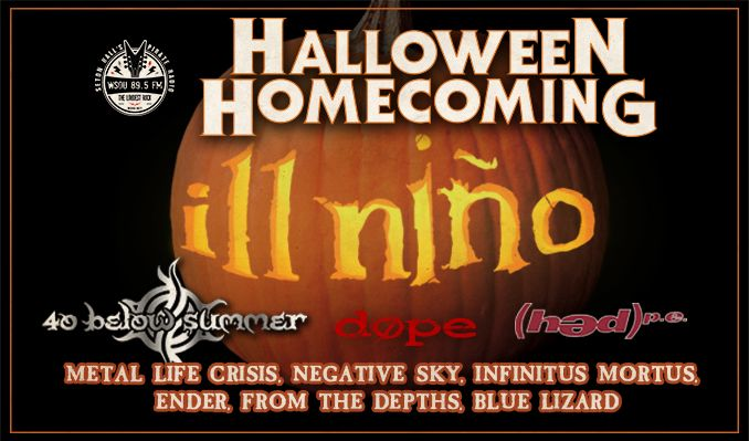 AEG Live | Ill Nino