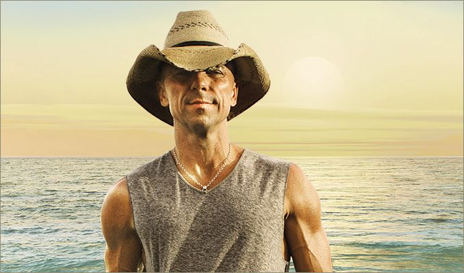 Kenny Chesney tickets at Raymond James Stadium in Tampa
