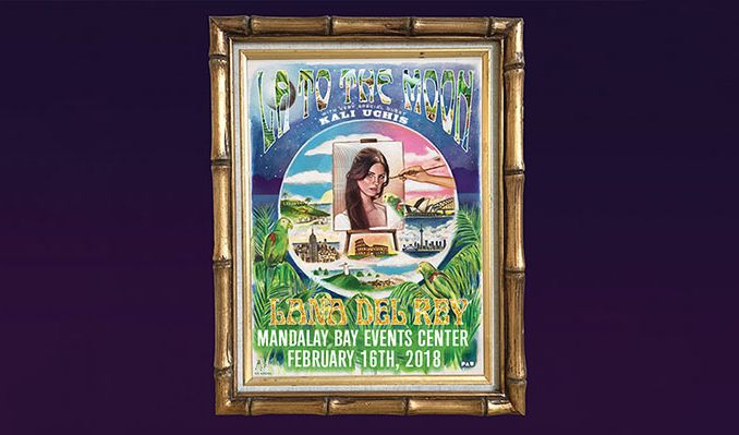 Lana Del Rey tickets at Mandalay Bay Events Center in Las Vegas