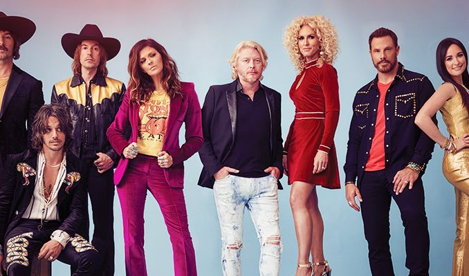 Little Big Town tickets at Greensboro Coliseum, Greensboro tickets at Greensboro Coliseum, Greensboro