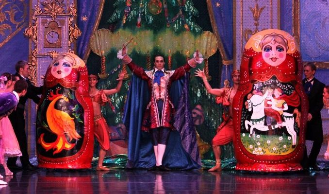 Moscow Ballet's Great Russian Nutcracker tickets at Arlington Theatre in Santa Barbara