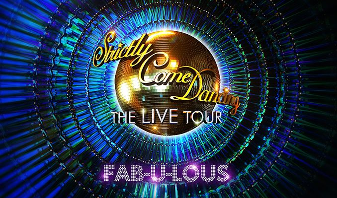 Strictly Come Dancing tickets at Metro Radio Arena, Newcastle upon Tyne