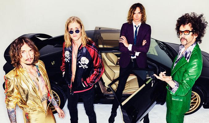 The Darkness tickets at Rams Head Live!, Baltimore tickets at Rams Head Live!, Baltimore