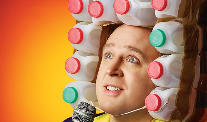 Tim Vine tickets at Aylesbury Waterside Theatre in Aylesbury