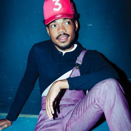 Chance helped bring SoundCloud projects to the Grammys