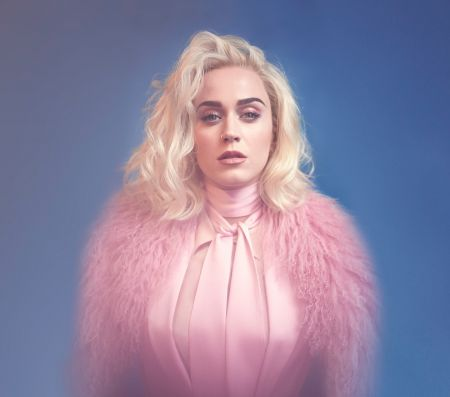 """Katy Perry's new single """"Chained to the Rhythm"""" featuringSkip Marleyis due outThursday (Feb. 9) at9pm PT/midnight ET."""