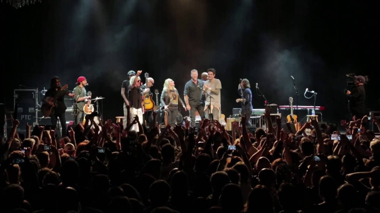 'Rock & Roll Road Trip with Sammy Hagar Presented by Mercury Insurance' destination one: Acoustic-4-A-Cure in San Francisco