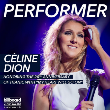 "Celine Dion will give older millennials a night to remember when she performs ""My Heart Will Go On"" at the upcoming Billboard Music Awards i"