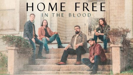 Rob Lundquist of a capella group Home Free talks Ed Sheeran, current tour, before City National Grove of Anaheim show
